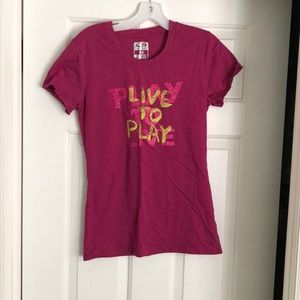 New W/O Tags - Duo Dry - Work Out T-shirt - Size M